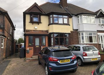 Thumbnail 4 bed semi-detached house for sale in Flaxley Road, Stechford