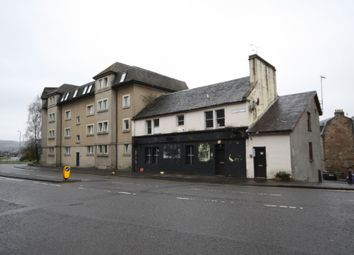 Thumbnail 2 bed flat to rent in Lower Bridge Street, Stirling Town, Stirling