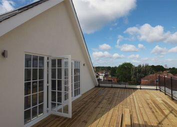 Thumbnail 2 bed flat for sale in Wickham Road, Shirley, Croydon