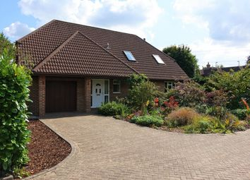 Thumbnail 5 bedroom detached house for sale in Mansell Close, Dibden Purlieu, Southampton