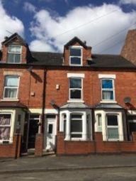 Thumbnail 3 bedroom terraced house to rent in Manor Street, Nottingham, Nottinghamshire