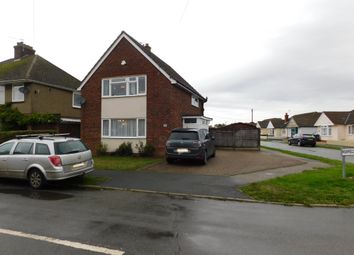 3 bed detached house for sale in Highfield Road, Stowupland, Stowmarket IP14