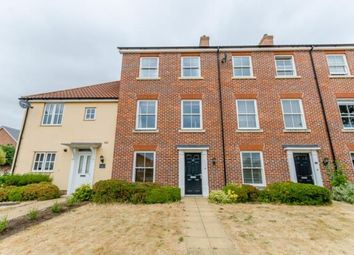 Thumbnail 3 bed town house for sale in Townsend, Soham, Ely