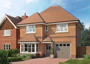 Thumbnail 4 bed detached house for sale in Nork Way, Banstead