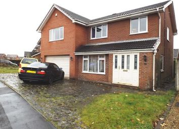Thumbnail 5 bedroom detached house for sale in Upper Lees Drive, Westhoughton, Bolton, Greater Manchester