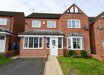 Thumbnail 4 bed detached house for sale in Ley Hill Farm Road, Northfield, Birmingham