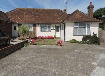 Thumbnail 2 bed semi-detached bungalow for sale in Danecourt Close, Bexhill On Sea, East Sussex