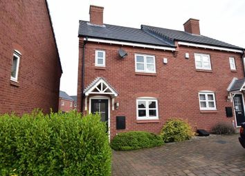 Thumbnail 3 bed semi-detached house for sale in Pilgrim Drive, Chorley