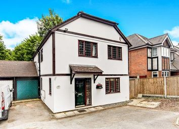 Thumbnail 4 bed link-detached house for sale in Woodcote Road, Wallington, Surrey, England