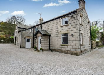 Thumbnail 3 bed detached house for sale in Main Street, Taddington, Buxton