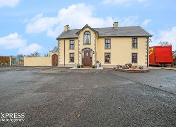 Thumbnail 4 bed detached house for sale in Tober Road, Pharis, Ballymoney, County Antrim