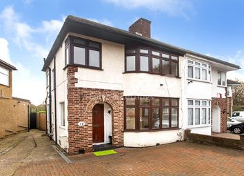 Thumbnail 3 bed semi-detached house for sale in Bellamy Drive, Stanmore, Middlesex