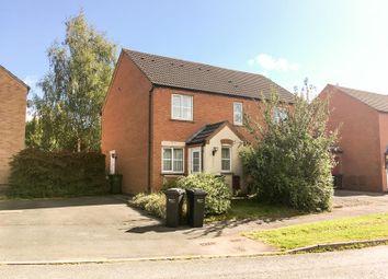 Thumbnail Semi-detached house to rent in 16 Viking Way, Ledbury, Herefordshire
