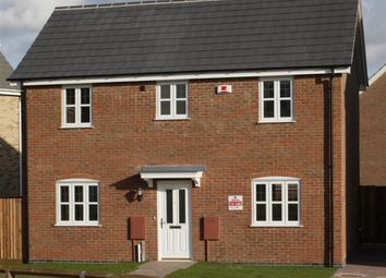 Thumbnail 3 bed detached house for sale in Halstead Road, Mountsorrel, Loughborough