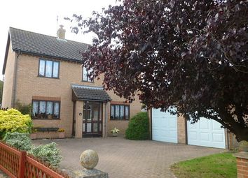 Thumbnail 4 bed detached house to rent in Rectory Lane, Worlingham
