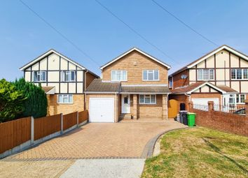 Daws Heath Road, Rayleigh, Essex SS6. 4 bed detached house