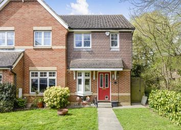 Thumbnail 2 bed end terrace house for sale in Cloverfields, Langshott, Horley, Surrey