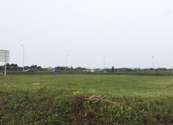 Thumbnail Land for sale in Land New Haine Road/Ozengell Place, Eurokent Business Park, Ramsgate, Kent