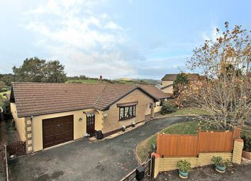 Thumbnail 3 bed detached bungalow for sale in Cilmery, Builth Wells, Powys