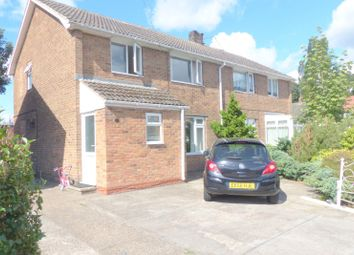 Thumbnail 3 bedroom semi-detached house to rent in Coppice Road, Forest Town, Mansfield