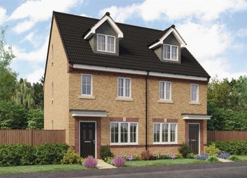 "Thumbnail 3 bed semi-detached house for sale in ""Tolkein"" at Bevan Way, Widnes"