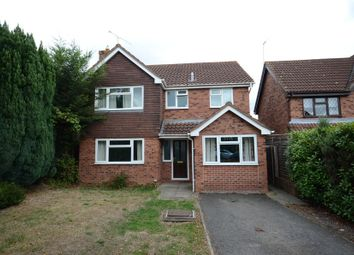 Thumbnail 5 bedroom detached house to rent in Bradmore Way, Lower Earley, Reading