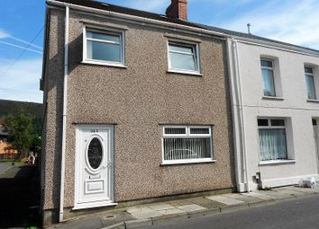 Thumbnail 3 bed end terrace house for sale in Sandfields Road, Port Talbot, Neath Port Talbot.