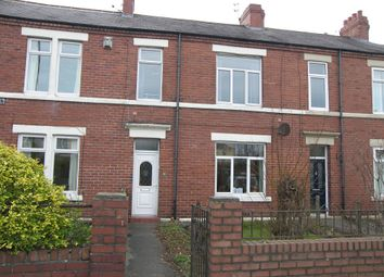 Thumbnail 3 bed terraced house for sale in East View, Wideopen, Newcastle Upon Tyne