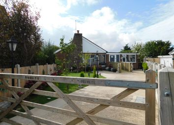 Thumbnail 3 bed detached bungalow for sale in Acacia Avenue, Chapel St. Leonards, Skegness