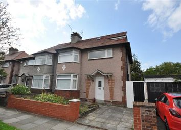Thumbnail 5 bedroom semi-detached house for sale in Fieldway, Wallasey