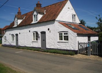 Thumbnail 3 bed cottage for sale in Church Street, Thornham, Hunstanton