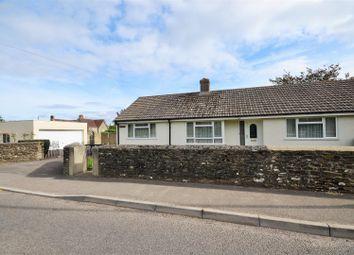 Thumbnail 2 bed semi-detached bungalow for sale in Thornhill Road, Stalbridge, Sturminster Newton