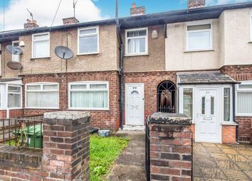 2 bed terraced house for sale in Muspratt Road, Liverpool, Merseyside, Uk L21