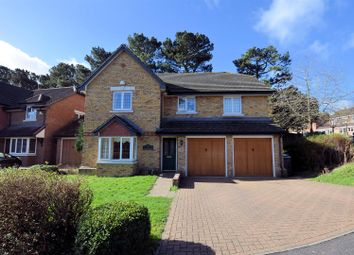 Thumbnail 4 bed detached house for sale in Clairmore Gardens, Tilehurst, Reading