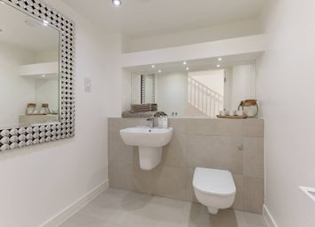 Thumbnail 4 bed town house for sale in Lawrie Reilly Place, Urban Eden, Edinburgh