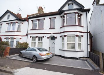 Thumbnail 4 bed flat for sale in Inverness Avenue, Westcliff-On-Sea