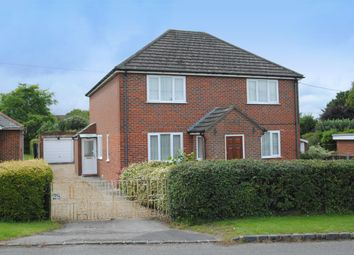 Thumbnail 3 bed detached house for sale in Whitehouse Road, Woodcote, Reading