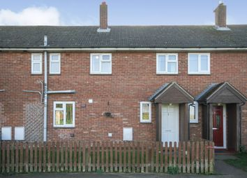 Thumbnail 3 bed terraced house for sale in Westmoreland Avenue, Scampton, Lincoln