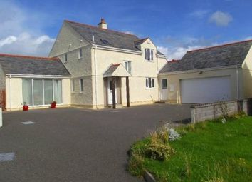 Thumbnail 4 bed detached house for sale in Bol Don, Cemaes Bay, Sir Ynys Mon