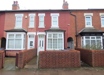 3 bed terraced house for sale in Cherrywood Road, Bordesley Green, Birmingham B9