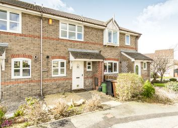 Thumbnail 2 bed terraced house for sale in Raleigh Road, Woodlands, Ivybridge