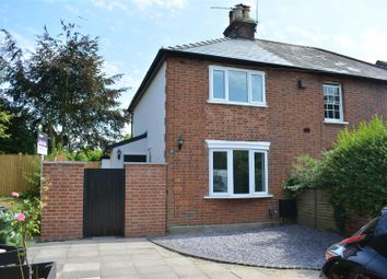 Thumbnail 2 bed end terrace house for sale in Albert Road, Epsom