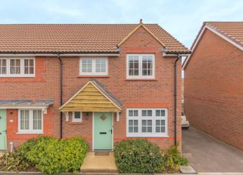 Thumbnail 3 bed semi-detached house to rent in Leader Street, Cheswick Village, Bristol