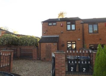 Thumbnail 2 bedroom end terrace house for sale in Ankermoor Close, Shard End, Birmingham, West Midlands