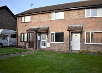 Thumbnail 2 bedroom terraced house to rent in Gainsborough Drive, Halesworth