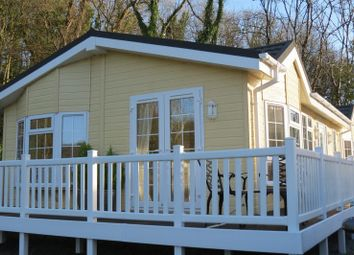 Thumbnail 2 bed lodge for sale in Stepaside, Narberth