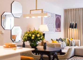 Thumbnail 2 bed flat for sale in Bishops Gate, Fulham High Street, London