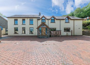 Thumbnail 4 bed detached house for sale in Cwmnantyrodyn, Pontllanfraith, Blackwood, Caerphilly.