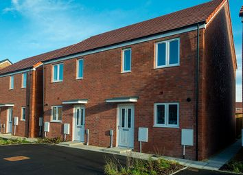 Thumbnail 2 bed semi-detached house for sale in Norsman Road, Wantage