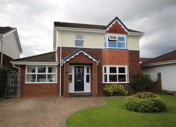 Thumbnail 4 bed detached house for sale in Oakshaw Close, Carlisle